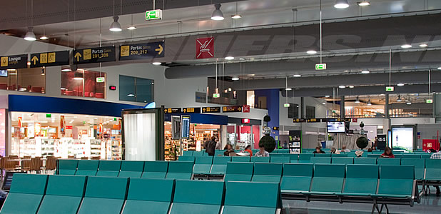 Lisbon Airport Facilities
