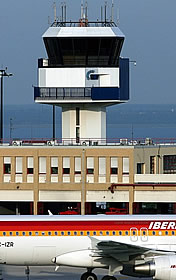 Lisbon Airport Tower