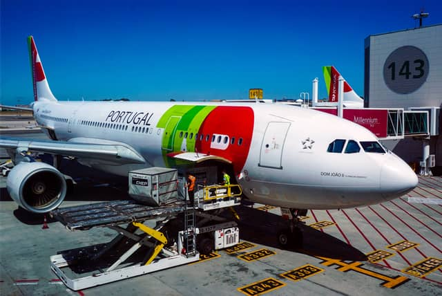 lisbon Airport Airlines