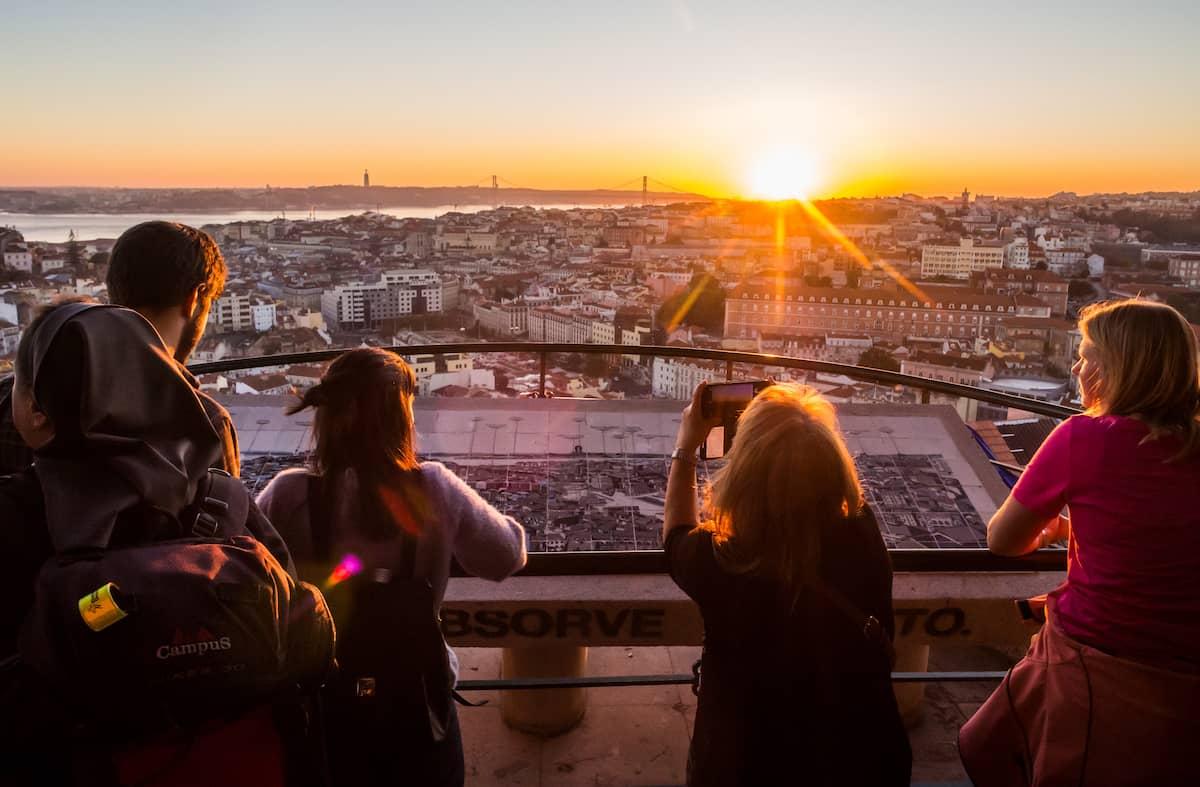 Lisbon Best Sunset Views