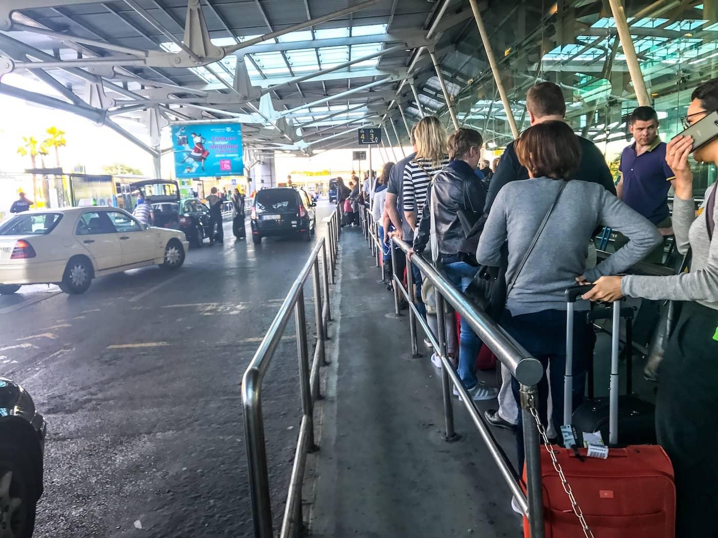 Lisbon Airport Taxi