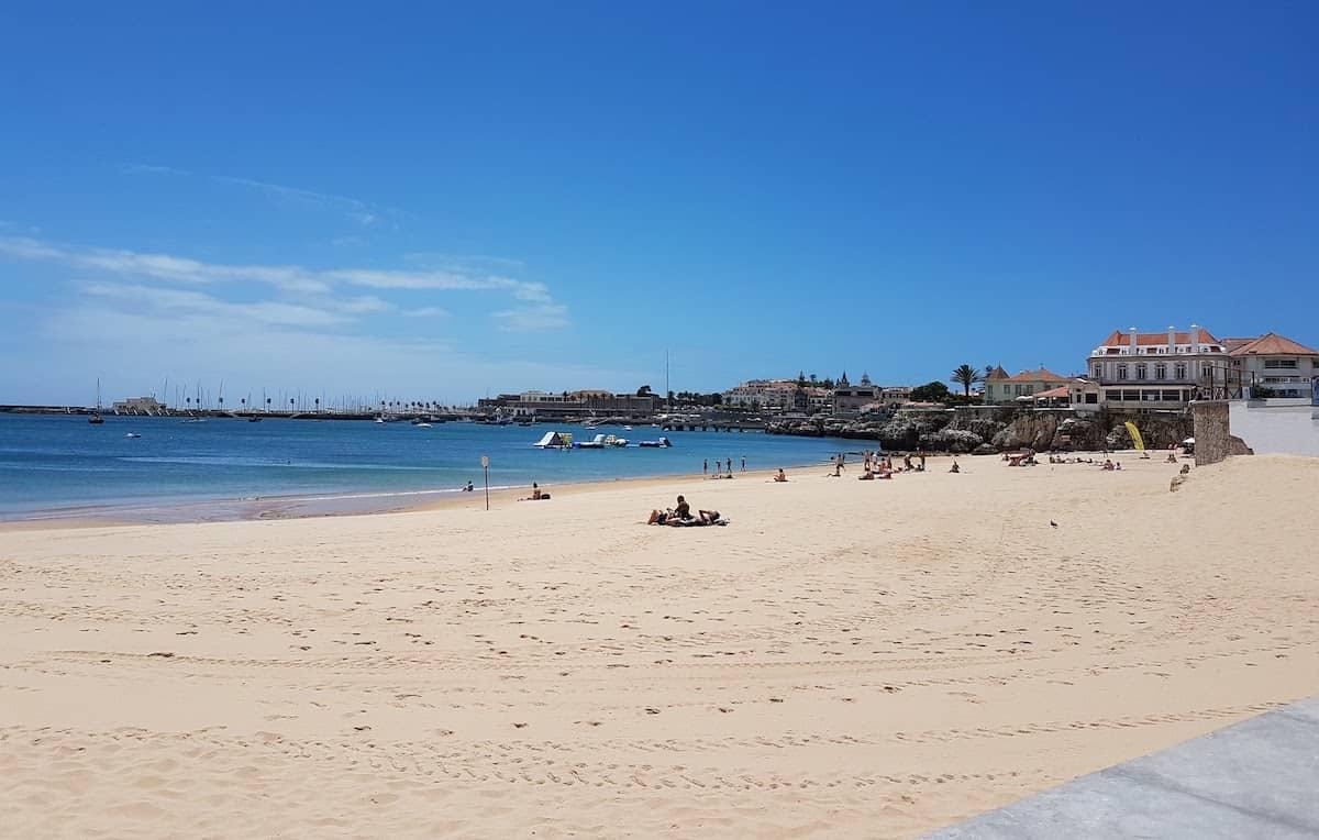 Praia do Duquesa Beach